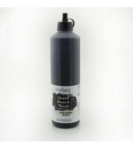 Cadence Kara Tahta Boyası 750 ml
