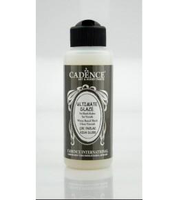 Cadence Ultimate Glaze - Kalın Sır Vernik 120 ml